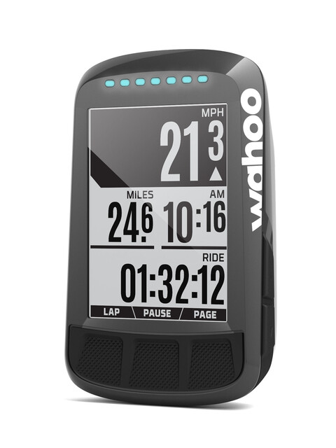 Wahoo Fitness Elemnt Bolt GPS - Ciclocomputadores inalámbricos - negro